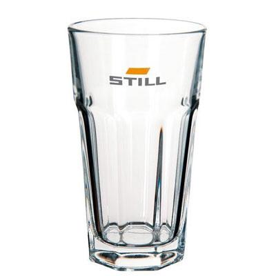 Decalcomania su bicchieri